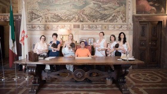 """""""Io ciuccio dove mi pare"""", la campagna da Potenza approda a Firenze"""