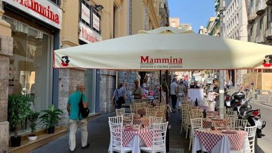 Dal café chantant a pizzeria: svolta per il Salone Margherita