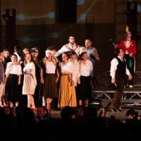 Potenza omaggia Leoncavallo: in piazza va in scena
