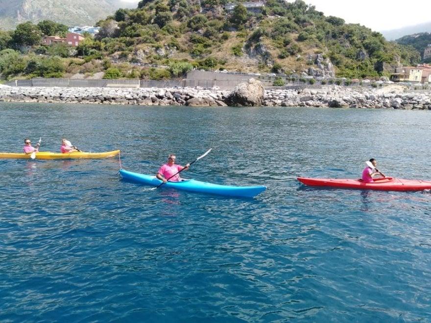 kayak incontri
