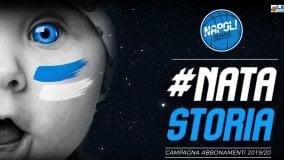#NataStoria, al via la campagna abbonamenti 2019/20 del Napoli Basket