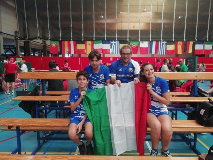 Europei di calcio tavolo, l'Italia domina grazie ai napoletani