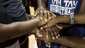 Tam Tam Basket in mostra al Consolato frances e