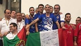 L'Italia domina grazie ai napoletani