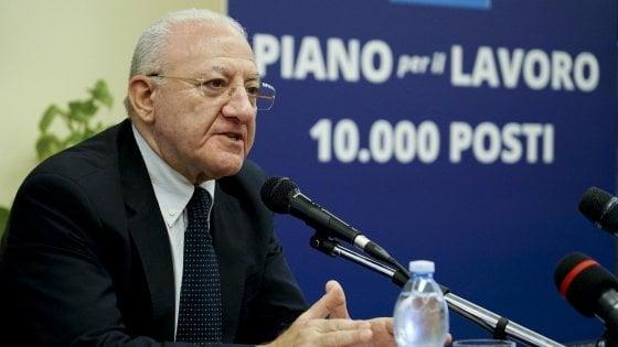 Concorso Regione Campania per l'assunzione di giovani nei Comuni: già 5000 iscritti