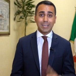 """M5s, Di Maio: """"Festeggiamo i 10 anni a Napoli"""""""