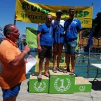 A Castellabate il campionato nazionale di nuoto di fondo Uisp