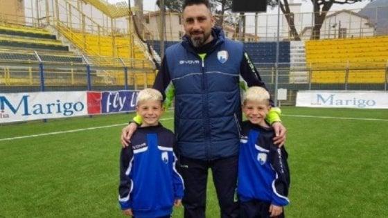 Da una scuola calcio di Castellammare al settore giovanile del Barcellona, il sogno dei gemelli Fiore