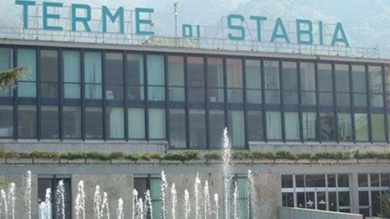 Crac Terme di Stabia, il risarcimento tocca agli ex manager