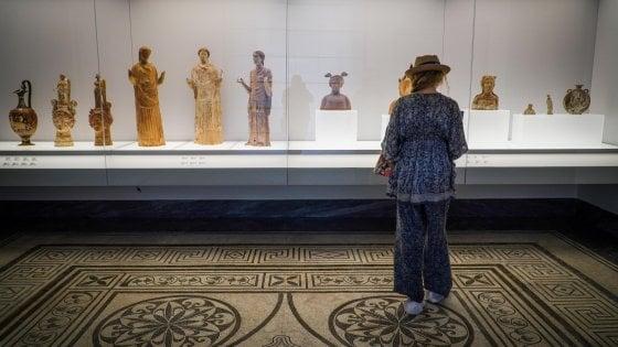 Museo archeologico di Napoli, a spasso nella Magna Grecia
