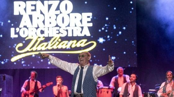 Con Arbore viaggio nella storia della musica napoletana