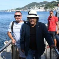 Ischia, inizia il Global: da Wertmuller ad Al Bano, arrivano le prime star