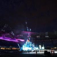 Universiade Napoli, la cerimonia di chiusura al San Paolo