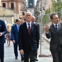 """Polizia, Gabrielli a Napoli per il Premio Ammaturo: """"Bisogna scegliere da che parte stare"""""""