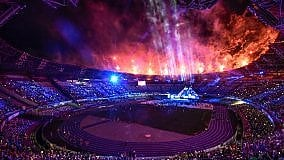 Gli eventi sportivi, gli impianti, gli atleti, gli spettacoli e le emozioni dei Giochi