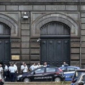 Colpisce la ex con un pugno e scappa con i figli: arrestato a Marigliano