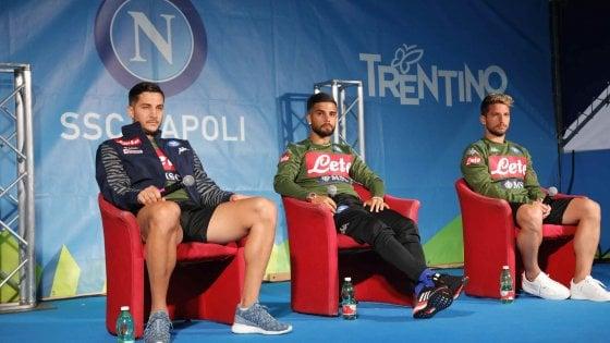 """Napoli, al via la campagna abbonamenti: """"Prezzi bassi per riempire il San Paolo"""""""