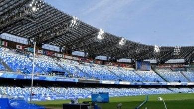 Calcio Napoli, approvata la convenzione    per l'uso del San Paolo:  polemiche sul canone