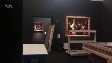 Caravaggio lascia Capodimonte:  120 mila visitatori per la mostra  / Video