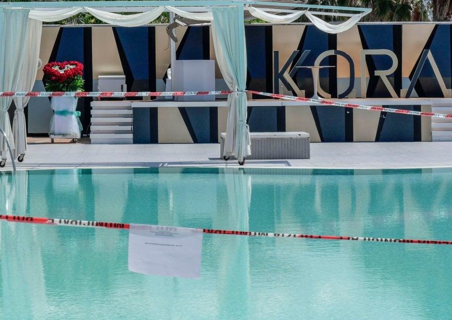 Pozzuoli, bimbo di quattro anni muore in piscina: il luogo della tragedia