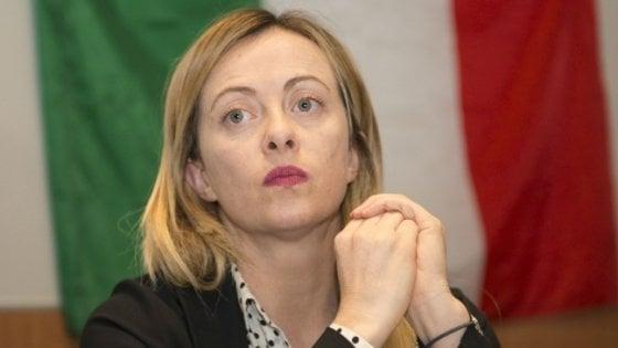 La perseguitava sui social, arrestato stalker di Giorgia Meloni