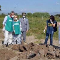 Terra dei fuochi: controlli con droni e sequestri nel Napoletano