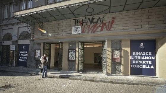 """Gianni Pinto: """"Il mio Trianon aperto ai giovani e a Forcella"""""""