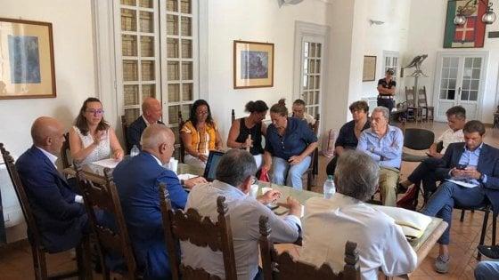 Malasanità, summit a Capri: istituito un tavolo di confronto permanente