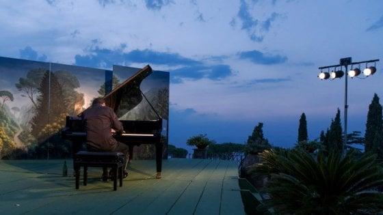Anacapri, il pianista Francesco Nicolosi in concerto a Villa San Michele