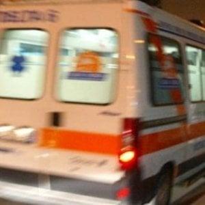 Incidente grave a Cassino, una coppia di fidanzati di Caserta finisce con l'auto contro il guardrail