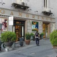 Napoli, multa al Gambrinus: