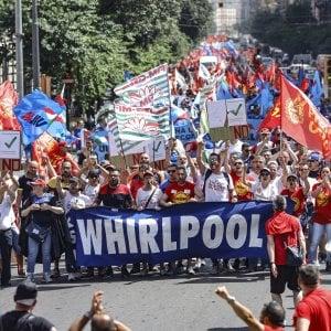"""Crisi Whirlpool, lettera a Mattarella: """"Non siamo robot da spegnere: ci aiuti"""""""