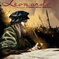 Graphic novel: Leonardo, artista e detective in un giallo storico