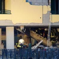 Esplosione a Giugliano: resta in prognosi riservata il ragazzo ferito