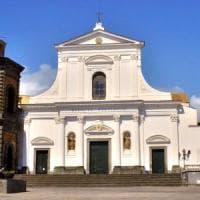 Torre del greco, vandalizzata in chiesa statua di San Gennaro dell'800