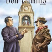 """""""Don Camillo a fumetti"""": Guareschi disegnato da Italo Mattone"""