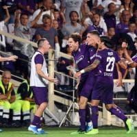 Fiorentina-Napoli, le immagini della partita