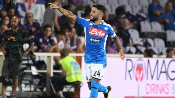 """Insigne: """"Dobbiamo migliorare, ma il Napoli lotterà per lo scudetto"""""""