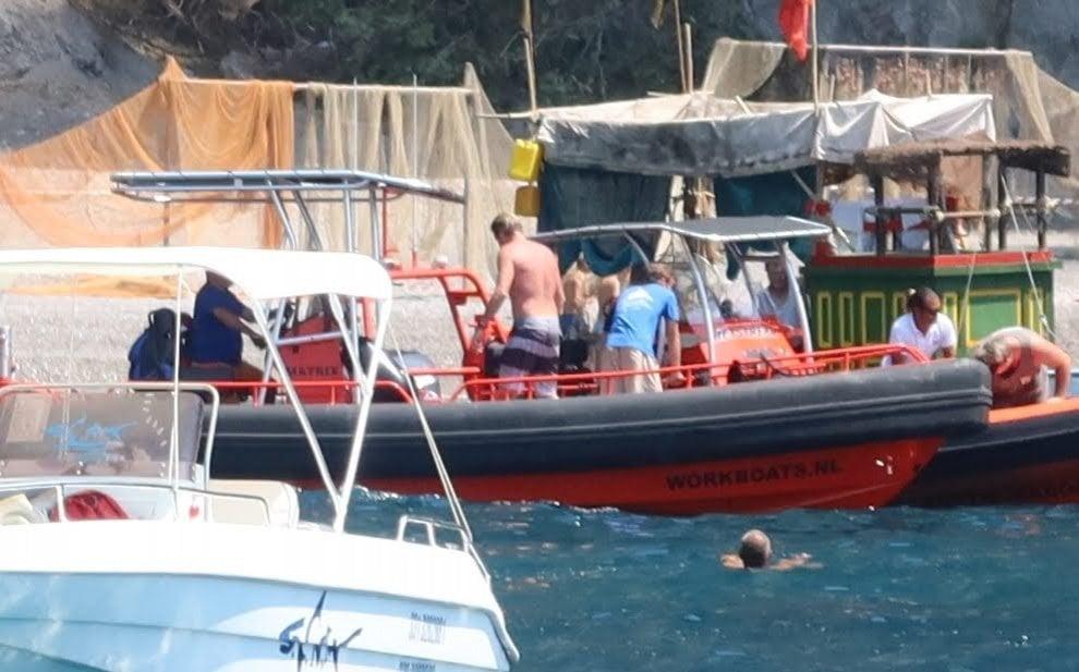"""Il set di """"Tenet"""" in Costiera Amalfitana: l'atteso film del regista Christopher Nolan"""