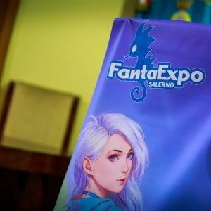 Tutto pronto per il FantaExpo: al via il festival del fumetto di Salerno