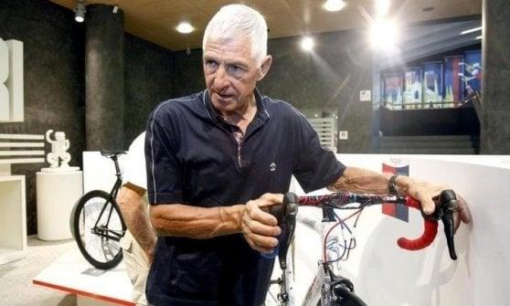 Ciclismo, Gran Fondo Campania: ci sarà anche Francesco Moser