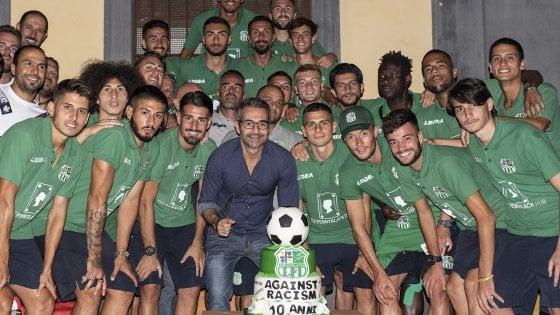 Afro-Napoli United compie dieci anni