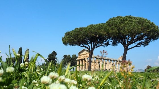 Una mostra a Paestum su archeologia e cambiamenti climatici
