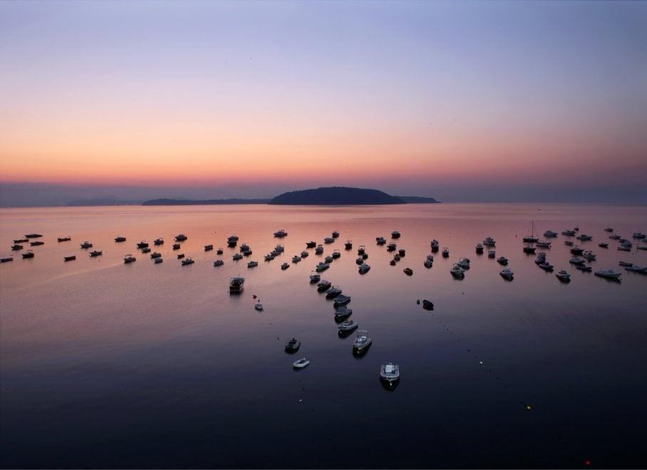 Ischia come un sogno, l'omaggio all'isola del fotografo russo
