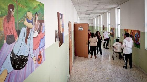 """La preside Pirone: """"San Giovanni, ecco la mia scuola dove manca tutto"""""""