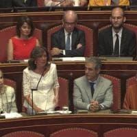 Senato, Casellati: