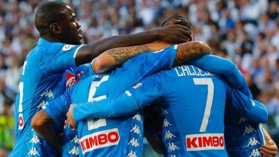 San Paolo, in 40 mila per Napoli - Sampdoria