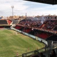Scontri tra ultras prima di Nocerina-Foggia