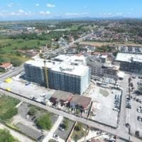 Castel Volturno, sequestrato il cantiere di ampliamento della clinica Pineta Grande