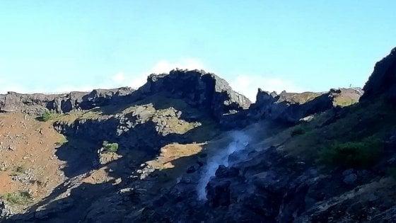 Concerto Jazz sul Vesuvio con la voce del vulcano